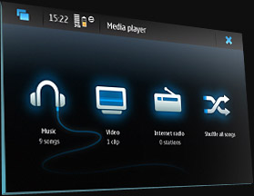 media-player-home-screen
