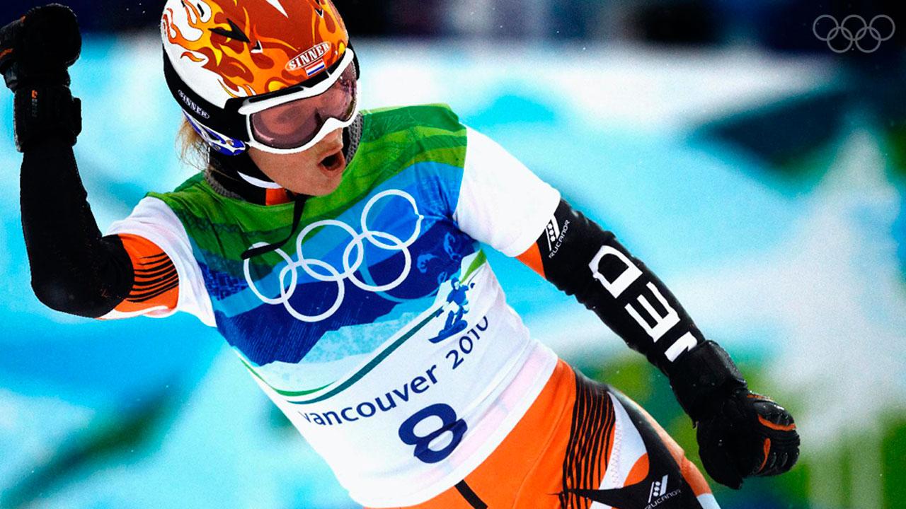 Logotipo Juegos Olimpicos Invierno Vancouver 2010