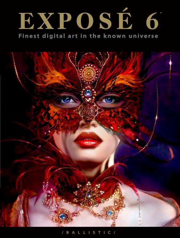 Linda Bergkvist Masquerade EXPOSÉ 6