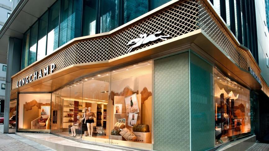 Flagship store Longchamp