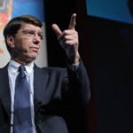 Clayton Christensen teaching