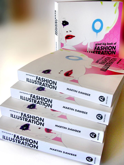 THE GREAT BIG BOOK OF FASHION ILLUSTRATION