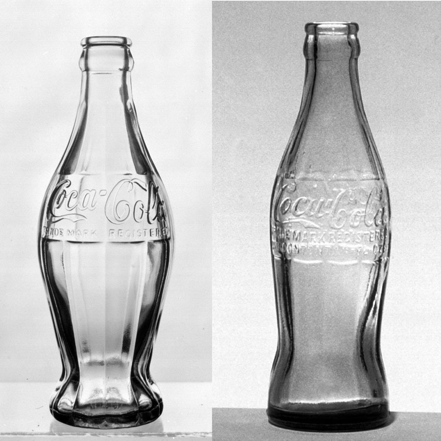 Botella Coca Cola