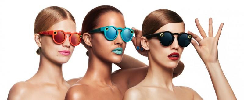 Las gafas Spectacles de SnapChat, un buen ejemplo de innovación