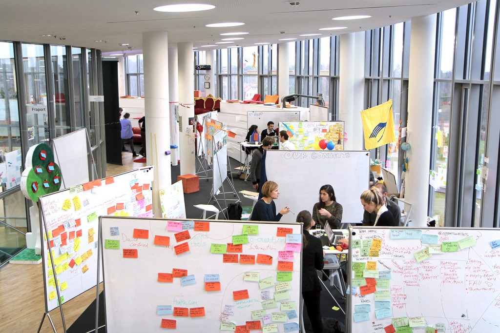 Espacio creativo Design Thinking