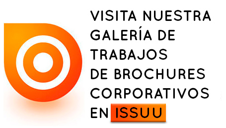 diseño de brochures corporativos folletos de empresa catálogos