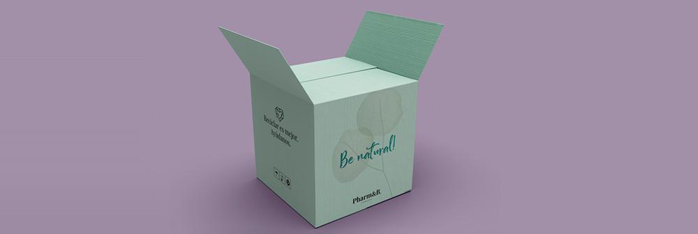 Diseño packaging, diseño de caja de producto