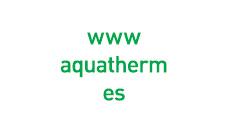Proyecto de diseño de página web y branding Aquatherm realizado en el estudio de diseño LN Creatividad y Tecnología