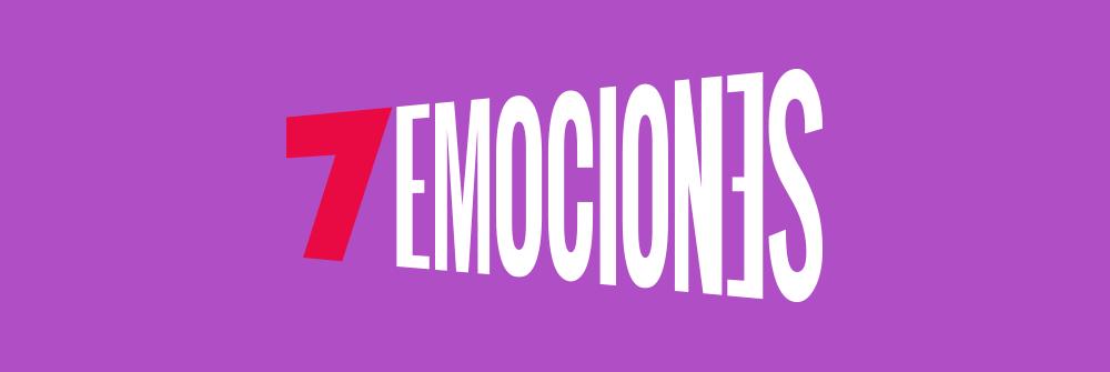 Diseño logotipo 7 emociones