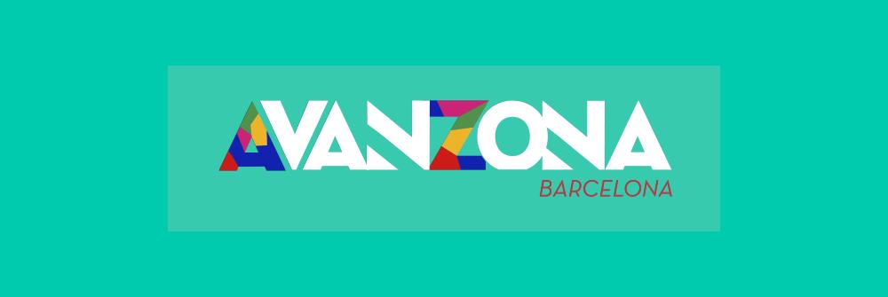 Diseño logotipo avanzona