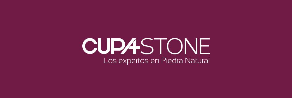 Diseño logotipo Cupa Stone