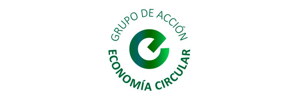 Diseño logotipo Grupo de Acción de Economía Circular