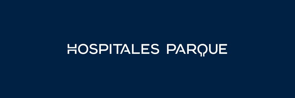 Diseño logotipo Hospitales Parque