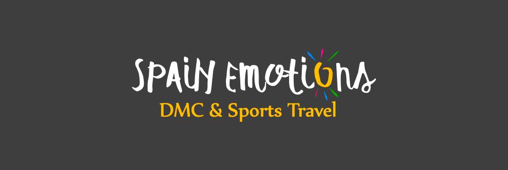 Diseño logotipo Spain emotions