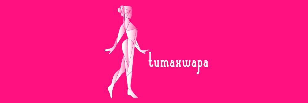 Diseño logotipo tumaxwapa