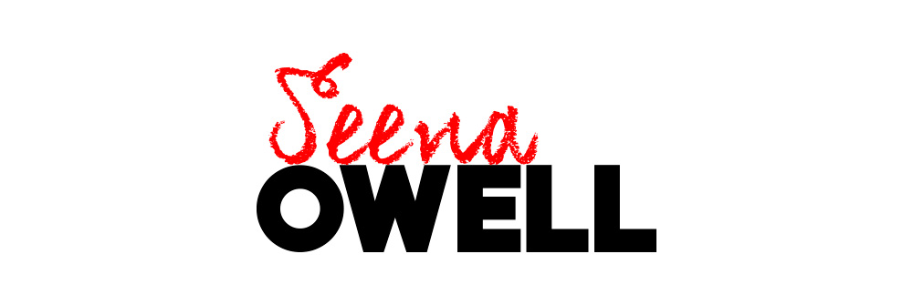 Diseño logotipo Seena Owell