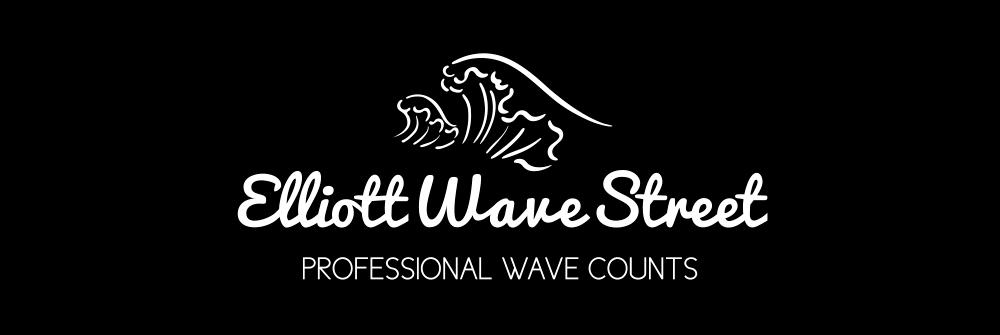 Diseño logotipo Elliot Wave Street