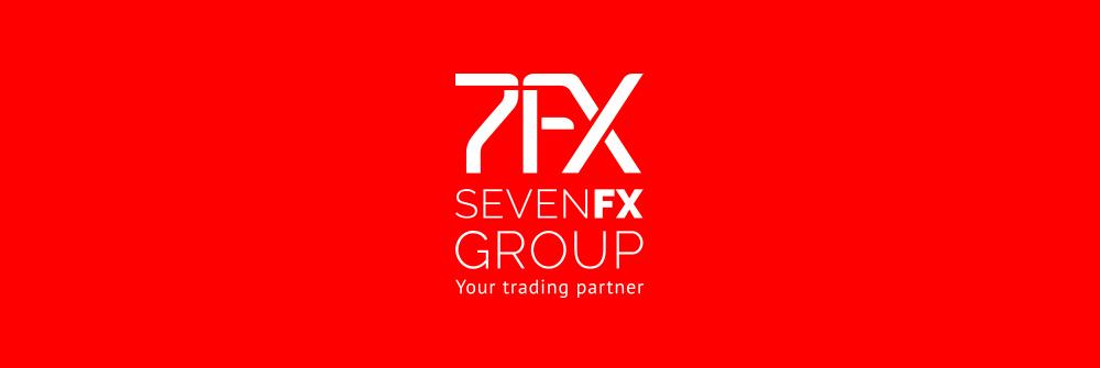 Diseño logotipo Seven FX Group