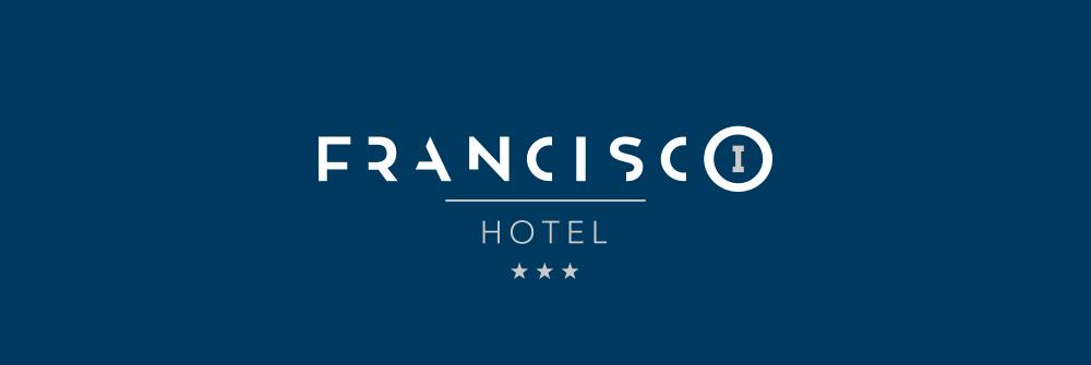 Diseño logotipo Hotel Francisco 1º