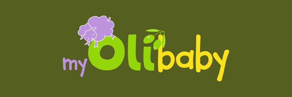 Diseño logotipo My Olibaby