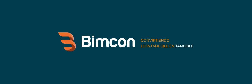 Diseño logotipo Bimcon