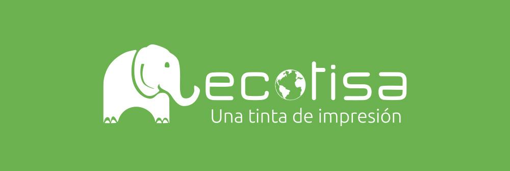 Diseño logotipo ecotisa