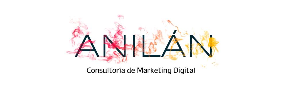 Diseño logotipo Anilán