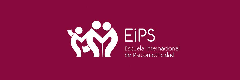 Diseño logotipo EIPS, Escuela Internacional de Psicomotricidad