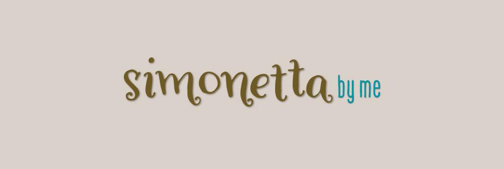 Diseño logotipo Simonetta by me