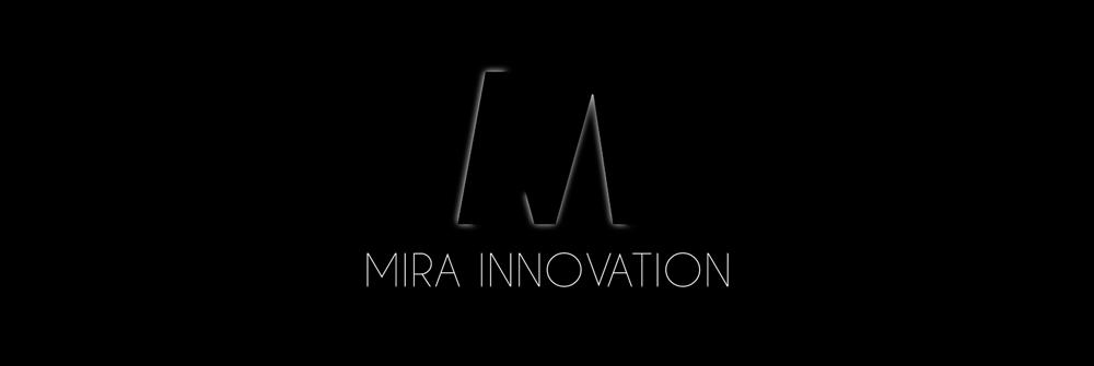 Diseño logotipo Mira Innovation