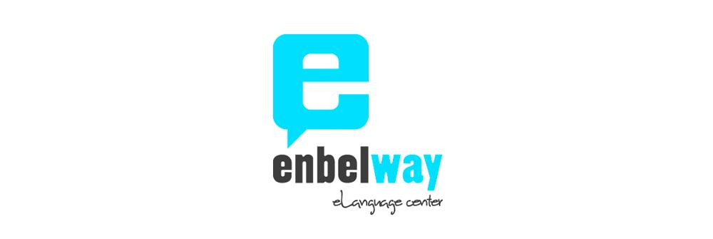Diseño logotipo enbelway