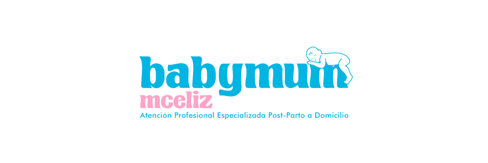 Diseño logotipo babymum