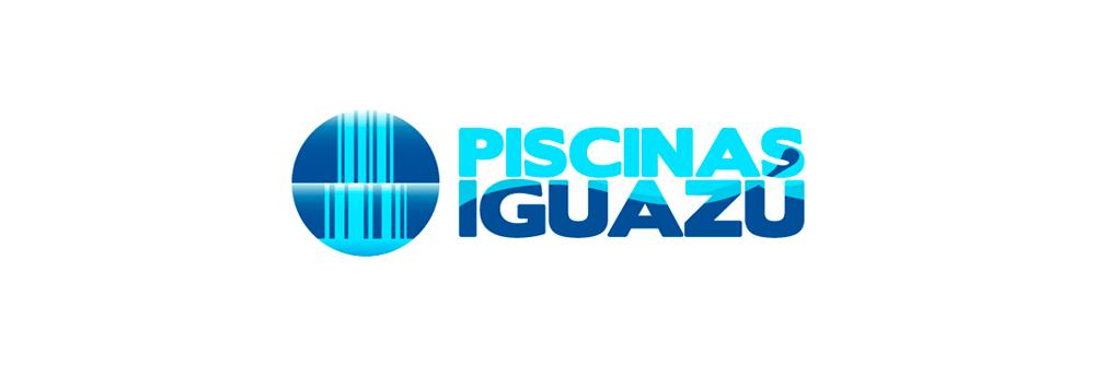 Diseño logotipo Piscinas Iguazú