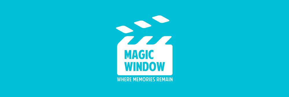 Diseño logotipo Magic Window