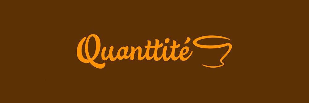Diseño logotipo Quanttité