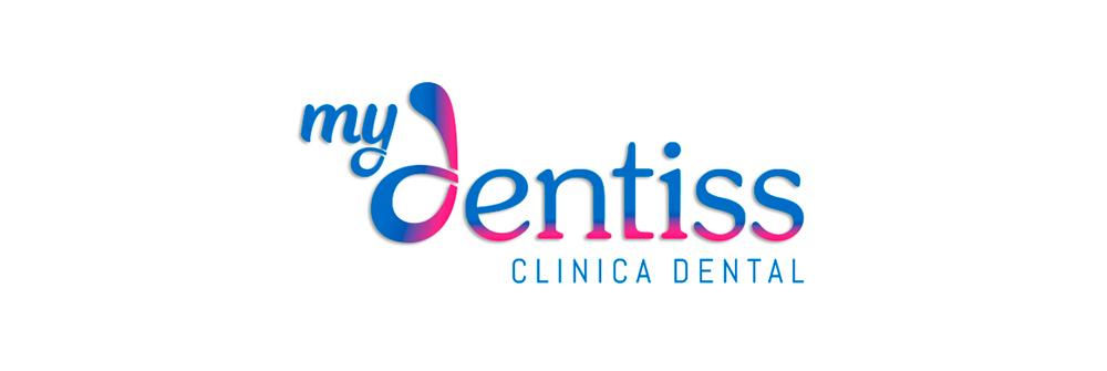 Diseño logotipo My Dentiss
