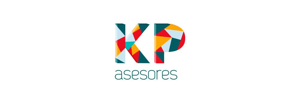 Diseño logotipo KP Asesores