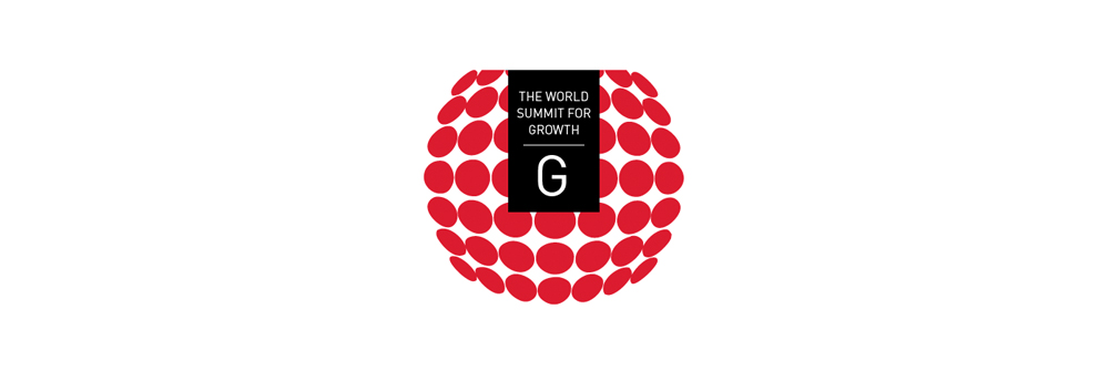 Diseño logotipo The World Summit for Growth