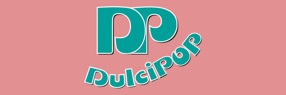 Diseño logotipo Dulcipop