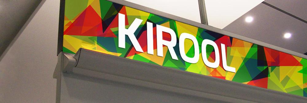 Diseño de identidad corporativa realizado para la marca Kirool especializada en branding