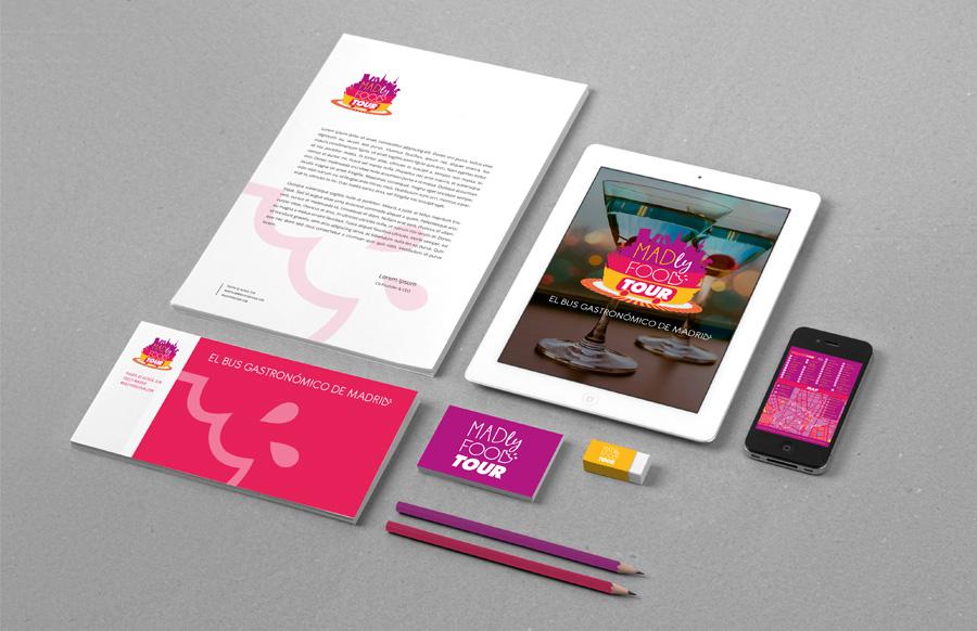 Dise o de imagen corporativa proyecto de branding n 6 ln for Diseno imagen corporativa