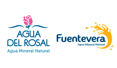 Proyecto de diseño corporativo Agua del Rosal y Fuentevera