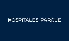 Proyecto de imagen corporativa realizado para Hospitales Parque diseño gráfico, identidad corporativa, arquitectura corporativa