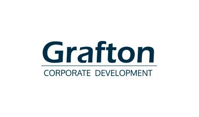 Proyecto de imagen corporativa o proyecto de branding realizado en el estudio de diseño gráfico LN Creatividad y Tecnología para Grafton