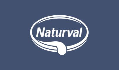 Proyecto de imagen corporativa o proyecto de branding realizado en el estudio de diseño gráfico LN Creatividad y Tecnología para Naturval