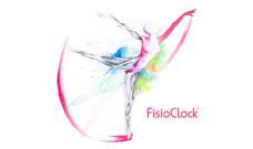 Proyecto de desarrollo de imagen corporativa FisioClock, realizado en el estudio de diseño LN Creatividad y Tecnología.