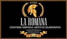 Proyecto de imagen corporativa Cerveza La Romana diseño de logotipo