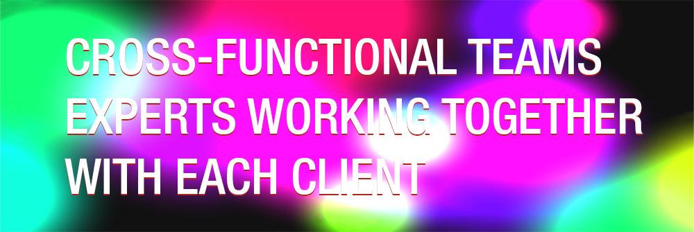 Diseño estratégico realizado en colaboración con los clientes y sus empresas